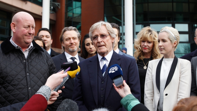William Roache said there were 'no winners' in these situations