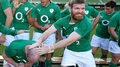 O'Connell and D'Arcy in for Ireland
