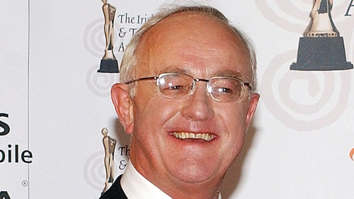 Frank Kelly was at the launch of the John B Keane season