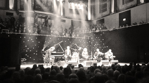 The Gloaming are among the stars in the new series of Other Voices