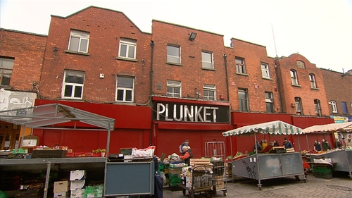 Dublin City Council would hand over numbers 24 and 25 Moore Street where a cleansing depot is situated to the rear