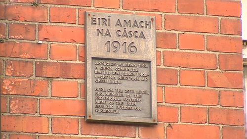 The deal would have allowed the building of a heritage centre on Moore Street