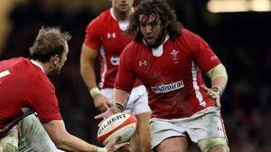Adam Jones will not be part of Wales' autumn international squad
