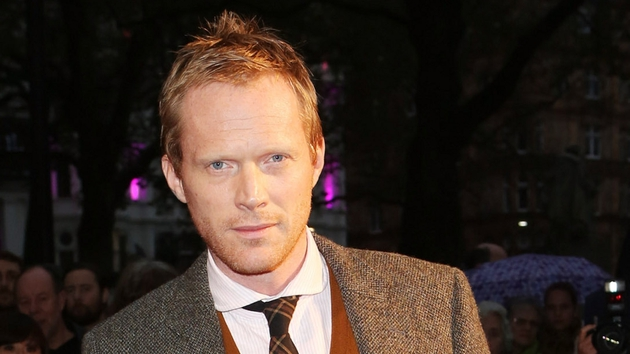 Paul Bettany stepping out in The Avengers spotlight