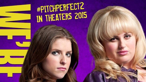 Anna Kendrick and Rebel Wilson return for Pitch Perfect 2