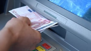 Some customers have been withdrawing larger sums since fees were introduced