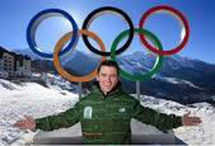Conor Lyne - Winter Olympics
