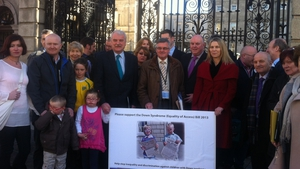 Finian McGrath said children with Down Syndrome can benefit from mainstream education