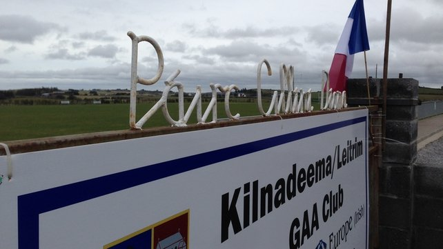 Kilnadeema/Leitrim GAA has expressed shock at the news