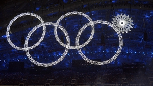 The 2014 Winter Games took place in Sochi, Russia