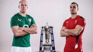 Both captains, Paul O'Connell and Sam Warburton, have recovered from illness and injury respectively to start the game