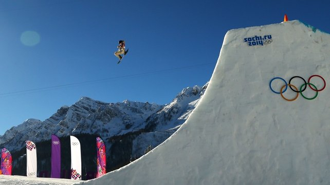 Sage Kotsenburg won the first gold medal of the 2014 Winter Games