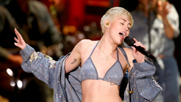 Miley Cyrus is out of hospital and heading to Europe