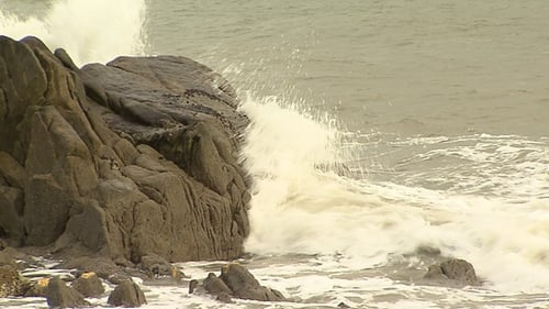 Met Éireann has issued wind warnings in addition to forecasting stormy conditions
