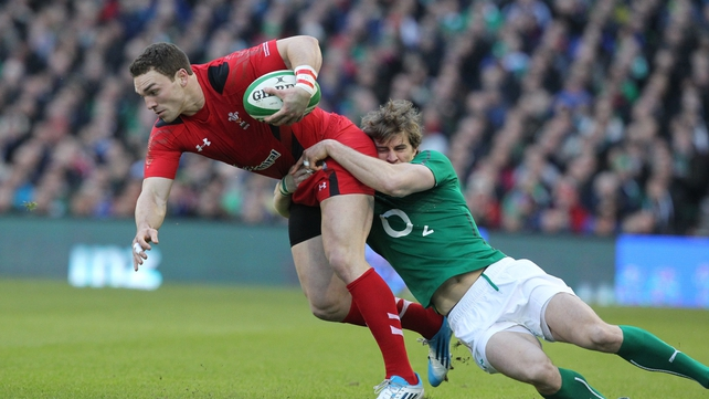 George North: 'It is important to remember that we proved last year that defeat doesn't mean it's all lost'