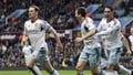 Nolan bags brace as West Ham see off Aston Villa