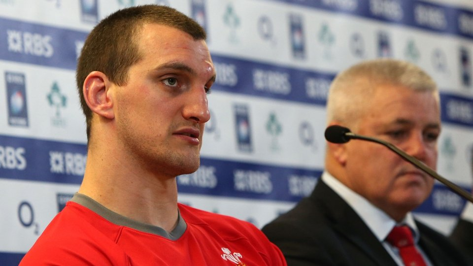 Dejection, part 2: Wales captain Sam Warburton and head coach Warren Gatland reflect on their defeat