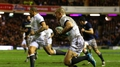Brown lone star as England beat dismal Scotland
