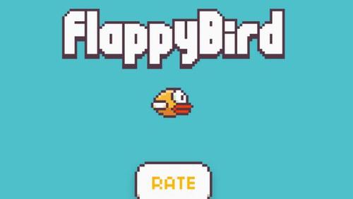 Popular Flappy Bird game has been taken down