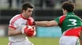 Tyrone ease past Mayo at Healy Park