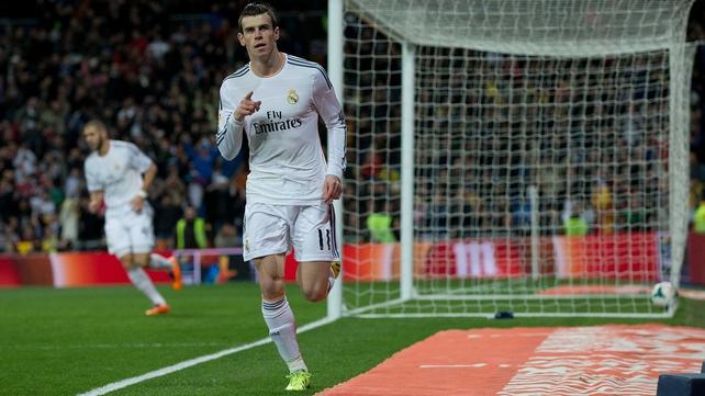Gareth Bale is fit to face Bayern Munich tonight