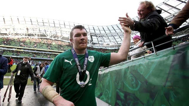 Peter O'Mahony: 'We wanted it more than they did, that was evident by the end of it'