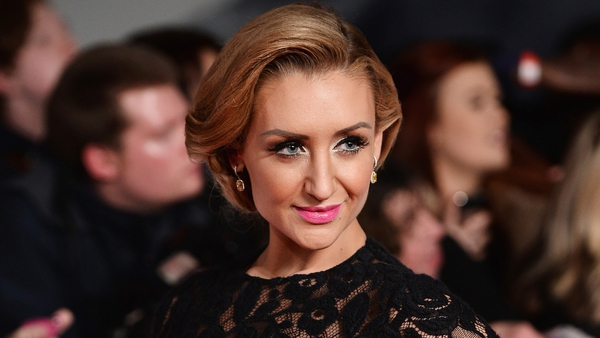 Corrie star Catherine Tyldesley was involved in a car crash over the weekend
