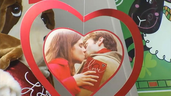 Valentine's Day Merchandise, 2009