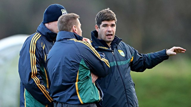 A trip to McHale Park in Castlebar is next up for Eamonn Fitzmaurice and Kerry