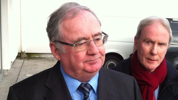 Pat Rabbitte described the bugging claims as 'sinister'