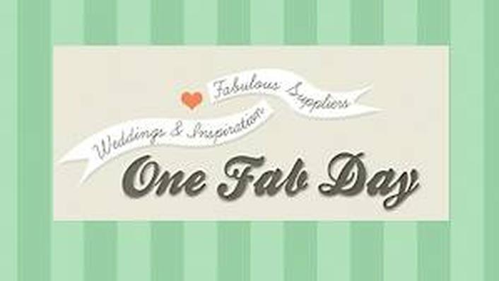 OneFabDay.com - Wedding Website
