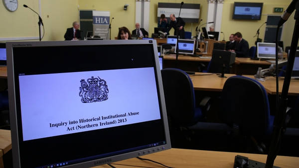Northern Ireland Historical Abuse Inquiry is sitting in Banbridge