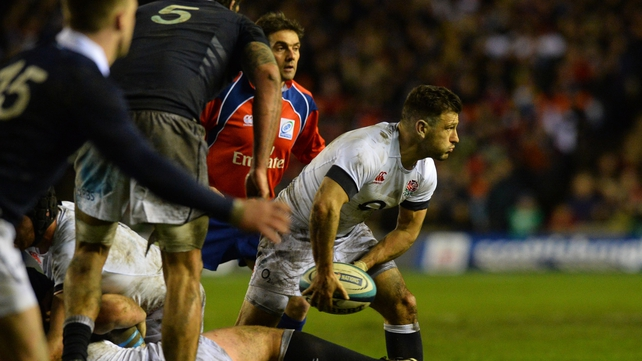 Danny Care's form is excellent