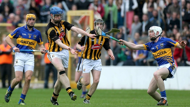 Kilkenny edged out Tipperary to win the 2013 Division 1 title