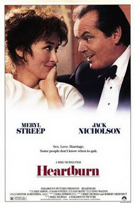 Classic Movie - Heartburn (1986)