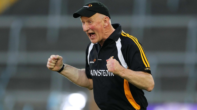 Brian Cody was speaking at a media day to announce Kilkenny's new agreement with Glanbia