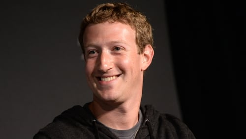 Mark Zuckerberg, who turns 30 later this year, is the youngest benefactor ever to top the donations list