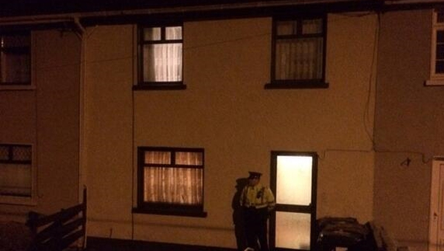 Gardaí will remain overnight at the scene in Connolly Place, Waterford City