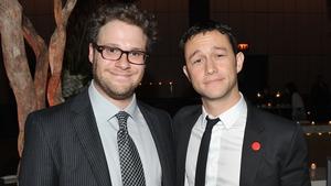 50/50 co-stars Seth Rogan and Joseph-Gordon Levitt reuniting on Christmas comedy