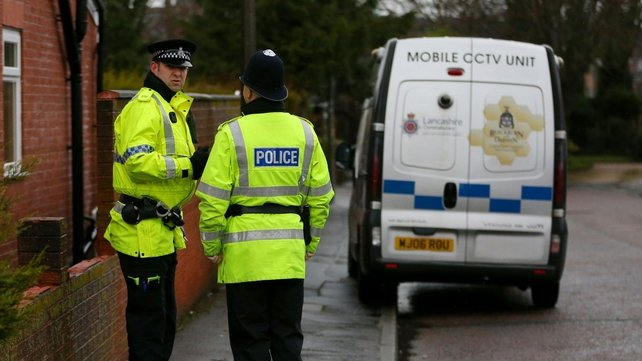 Two people have been arrested on suspicion of child neglect