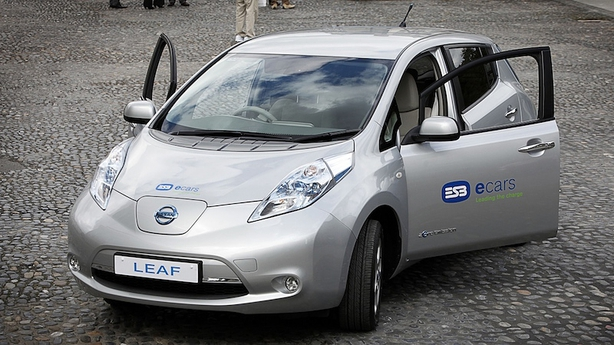 Nissan's Leaf is due to be re-launched next month with a much higher mileage range available