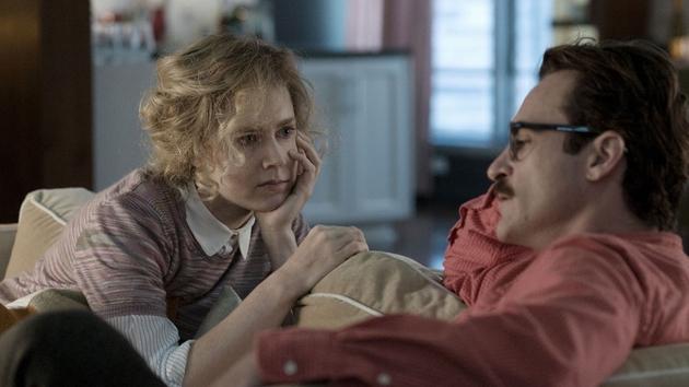 Amy Adams plays Theodore's understanding friend