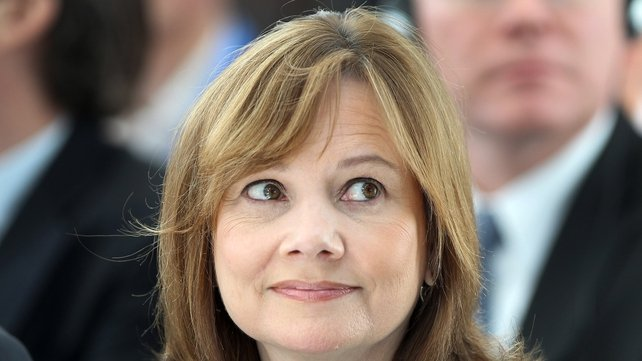 General Motors' new CEO to earn 60% more than her predecessor