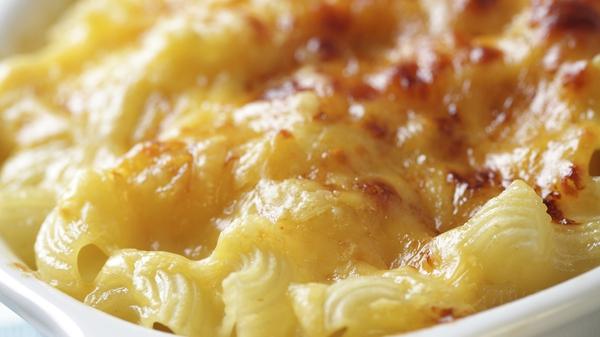 Kevin Aherne's Pumpkin Mac n' Cheese