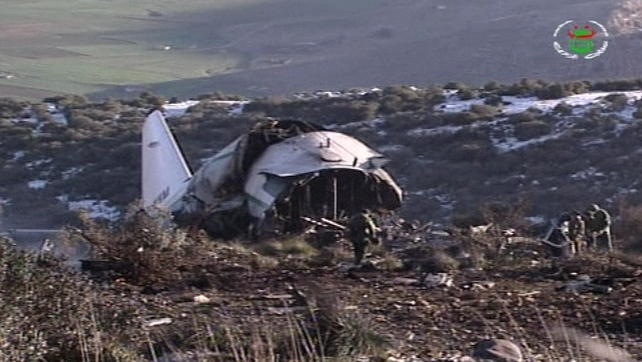74 passengers and four crew members were on board the plane