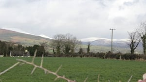 The Galtees seen from Mitchelstown (Pic: Máire Corbett)