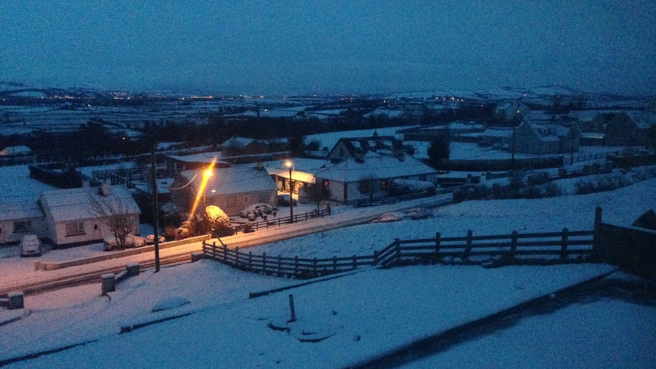 The St Johnston/Lifford area of Co Donegal (Pic: Aoife Flanagan)