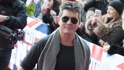 Britain's Got Talent judge Simon Cowell