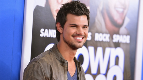 Taylor Lautner shows his funny side in Cuckoo