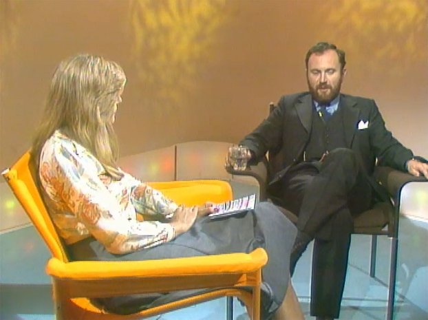 Áine O'Connor and David Norris (1975)